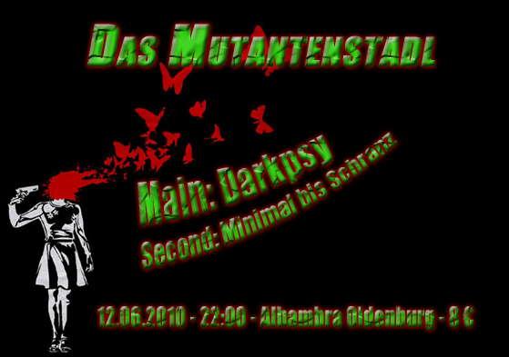 Das Mutantenstadl 12 Jun '10, 22:00