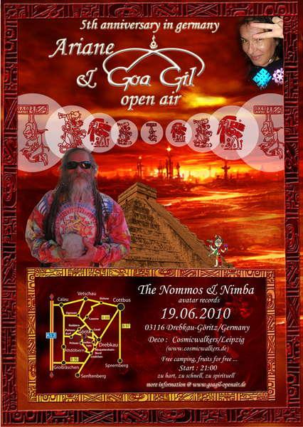 GoaGil OpenAir 19 Jun '10, 20:00