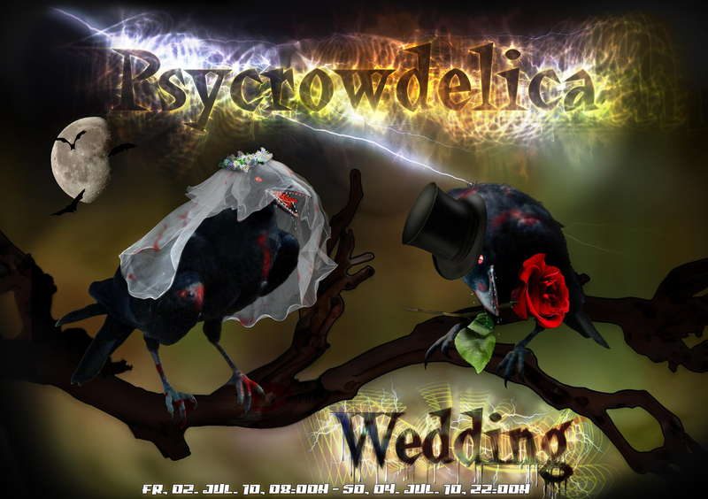 Psycrowdelica Wedding 2 Jul '10, 08:00