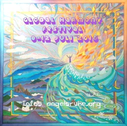 "¨˜""ª¤ Global Harmony Festival ¤ª""˜¨ 8 Jul '10, 14:00"