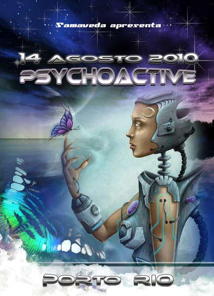 Samaveda - Psychoactive 14 Aug '10, 23:30