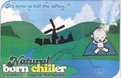 NATURAL BORN CHILLER (eXpander kills the stress) 15 Aug '10, 16:00