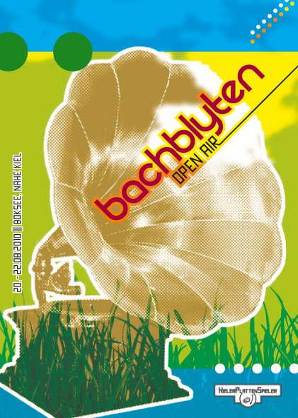 Bachblyten Festival* 20 Aug '10, 16:00