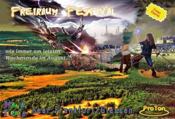 Freiraum Festival 27 Aug '10, 20:00