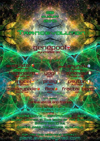 Trancevolution 28 Aug '10, 22:00