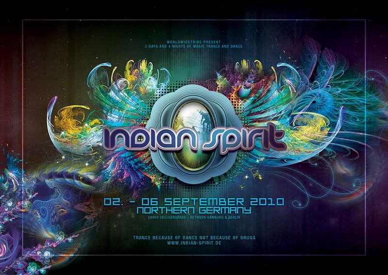 Indian Spirit 5 days OA Festival 2010 - Timetable Online 2 Sep '10, 19:00