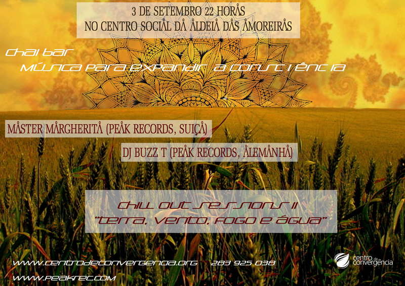 Aldeia Das Amoreiras - Chillout party number 2 3 Sep '10, 22:00