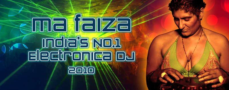 Berliner Clubnacht - MaFaiza (India) 11 Sep '10, 23:00