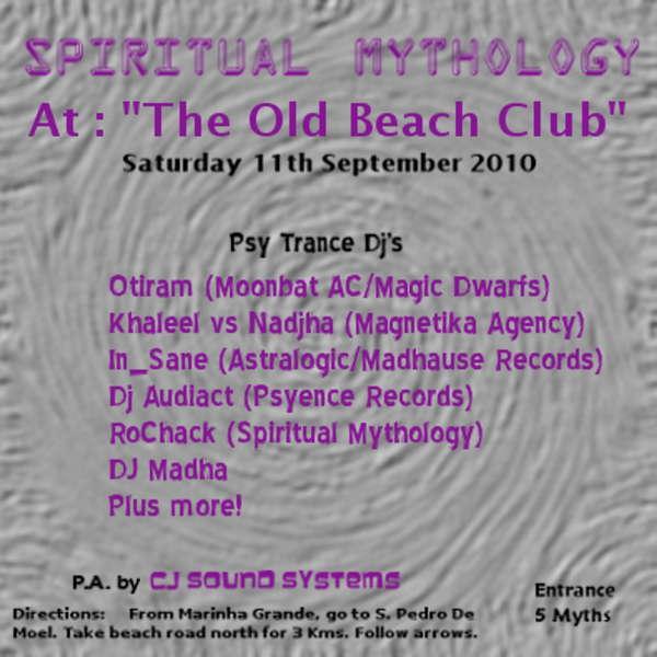 Spiritual Mytholgy 11 Sep '10, 23:30