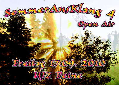 SommerAusKlang 17 Sep '10, 20:00