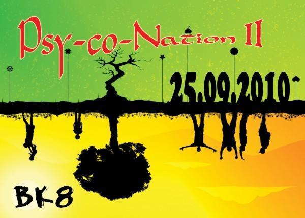 PSY-CO-NATION II 25 Sep '10, 23:00