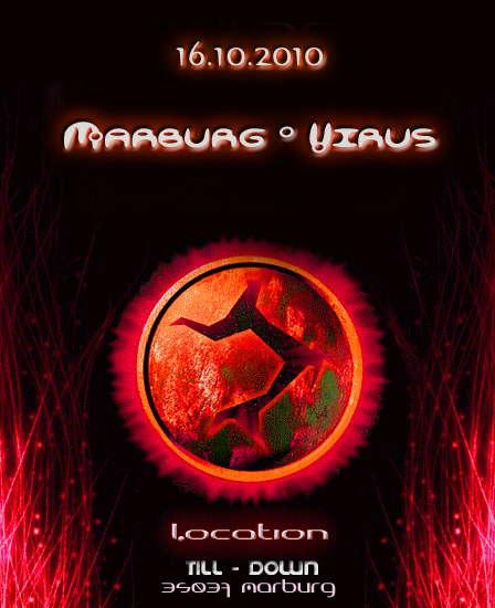 Marburg Virus 16 Oct '10, 22:00