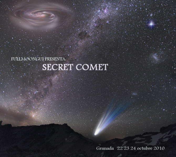 Fullmoongui - Secret Comet 22 Oct '10, 23:00