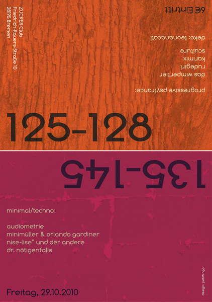 125-128/135-145 29 Oct '10, 23:00