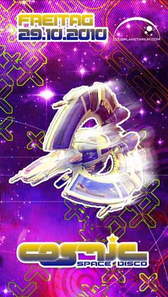 COSMIC - planetarium closing special 29 Oct '10, 22:00