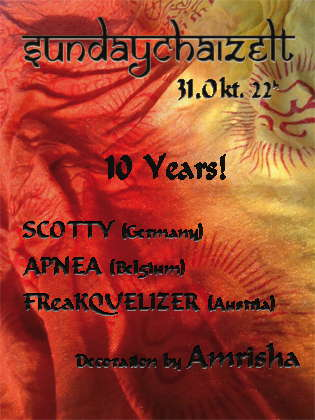INTL Sundaychaizelt SPECIAL - 10 Years Part One! 31 Oct '10, 22:00