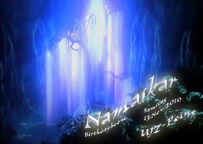 Namaskar ....birthdayboom 13 Nov '10, 23:00