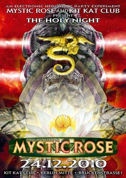 Mystic Rose Und Kit Kat Club Present The Holy Night 24 Dec 2010