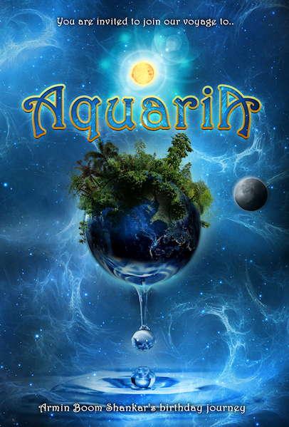Aquaria (Boom Shankar's Birthday Journey) 4 Feb '11, 22:00