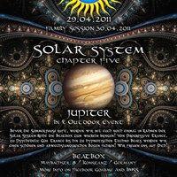 Solar System Chapter 4: Jupiter (Moonbootica & Meller Live) 29 Apr '11, 22:00