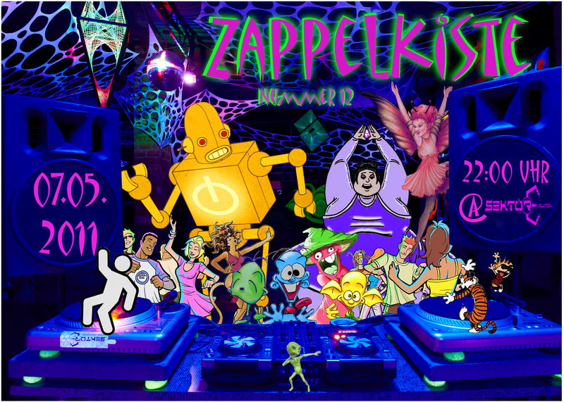 Zappelkiste 7 May '11, 22:00