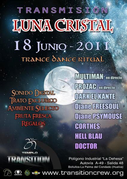 Transmision Cristal 18 Jun '11, 22:00