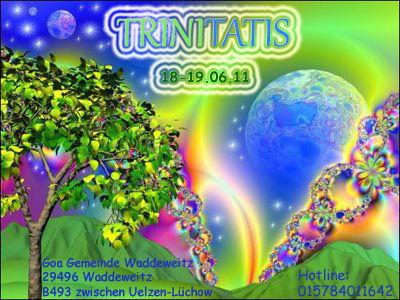 Trinitatis 18 Jun '11, 20:00