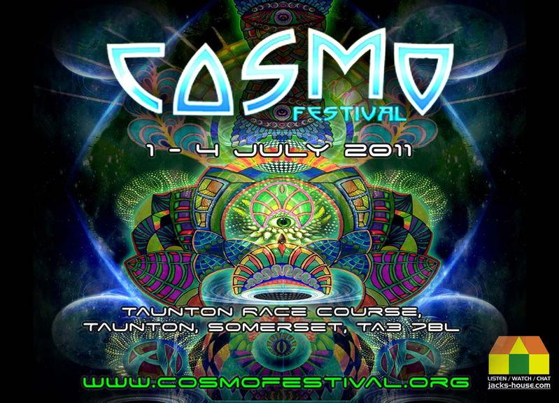 COSMO FESTIVAL 2011 1 Jul '11, 12:00
