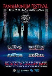 Pandemonium Festival :::: The Mystical Experience :::: 8 Jul '11, 19:00