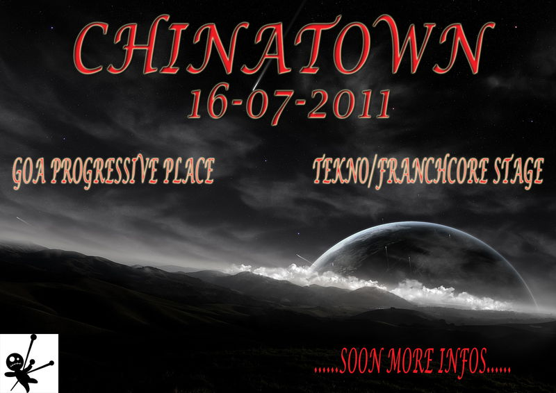 > C.H.I.N.A.T.O.W.N < Free progressive experience > 16 Jul '11, 23:00