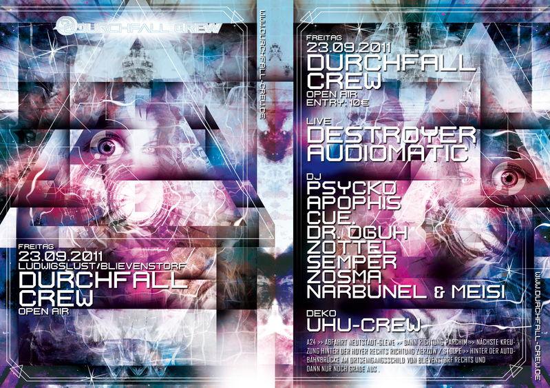 ‹(•¿•)› - DURCHFALL-CREW OA - ‹(•¿•)› 23 Sep '11, 21:00