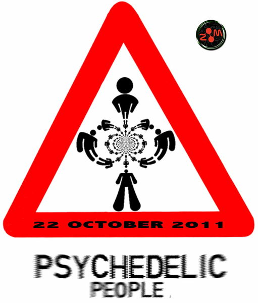PSYCHEDELIK PEOPLE : DAY DIN LIVE (DE) 15 Oct '11, 22:00