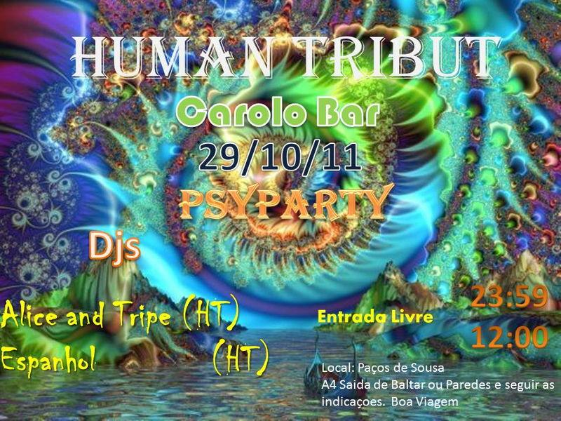 Human Tribut 29 Oct '11, 23:30