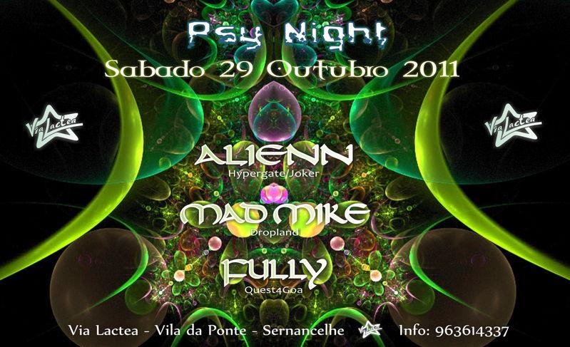 PSY NIGHT 29 Oct '11, 23:00
