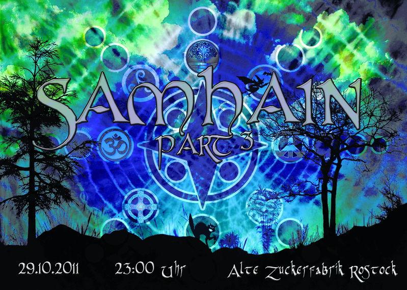 SAMHAIN pt. 3 29 Oct '11, 23:00