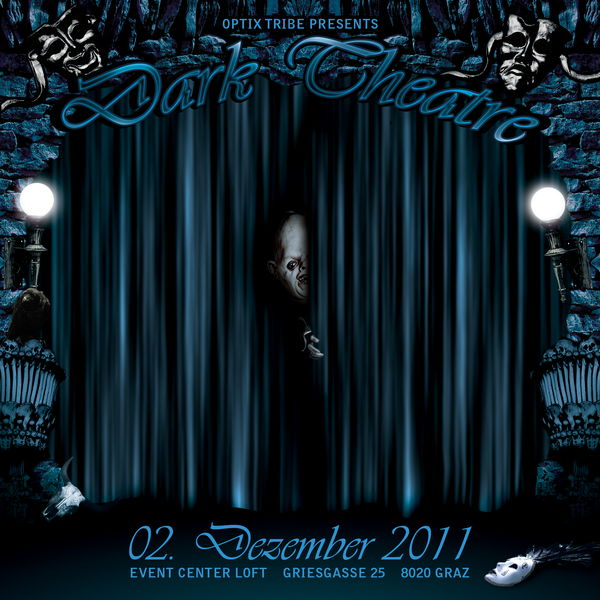 OPTIX TRIBE DARK THEATRE 2 Dec '11, 22:00