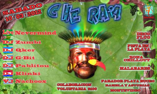 CHE RA'A 10 Mar '12, 23:30