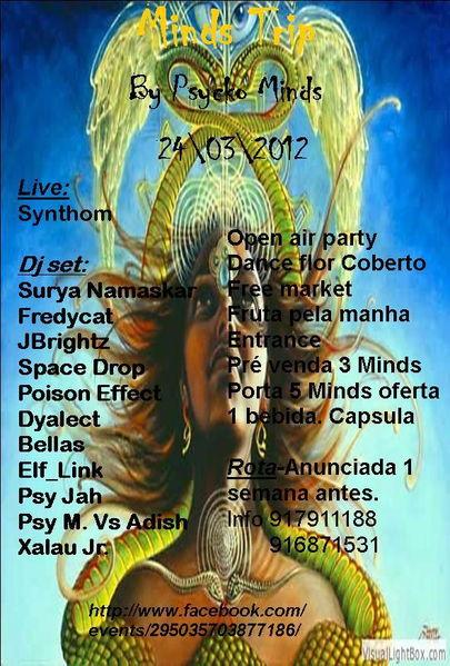 Minds Trip bY Psycko Minds 24 Mar '12, 23:30