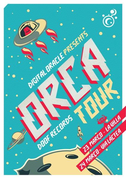 ORCA TOUR 24 Mar '12, 23:00