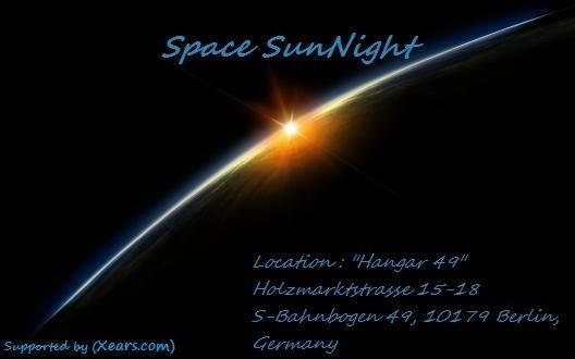 Space SunNight 25 Mar '12, 08:00