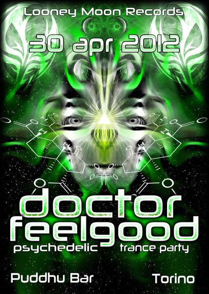 DR FEELGOOD - Looney Moon Party 30 Apr '12, 23:00