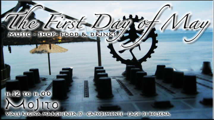 THE FIRST DAY OF MAY 1 May '12, 12:00