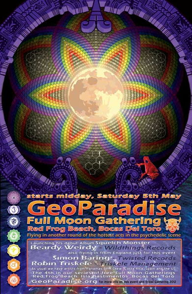 GeoParadise Full Moon Gathering 5 May '12, 12:00