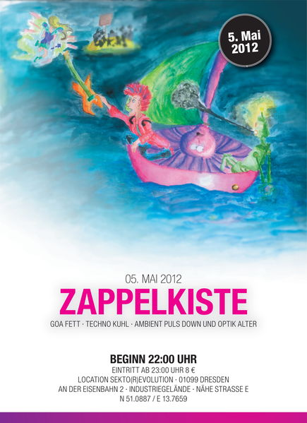 Zappelkiste 5 May '12, 22:00