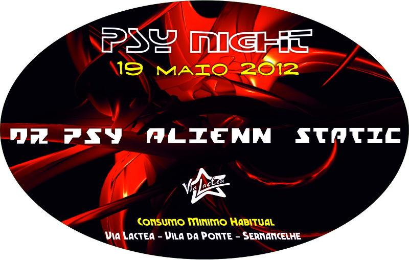 Psy Night 19 May '12, 23:00