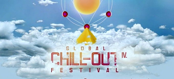 Party flyer: Global Chill-Out Festival IV (EQUILIBRIUM) 6 Jul '12, 18:00