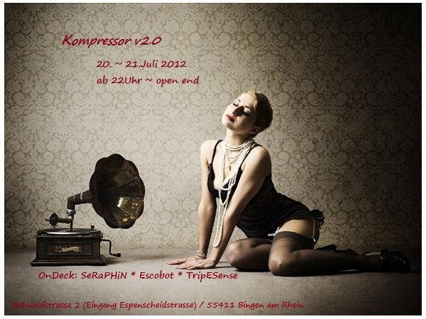 Kompressor ~ V 2.0 Teil III 20 Jul '12, 22:00