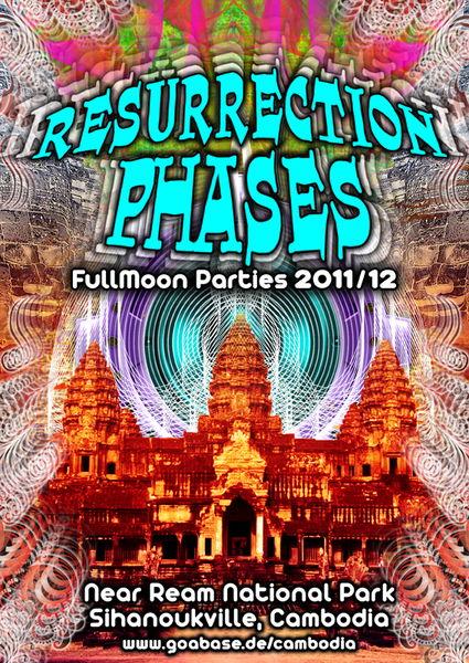 Fullmoon Ressurrection Phase 4 17 Jul '11, 19:00