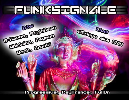 Party flyer: FUNKSIGNALE OA 11 Aug '12, 15:00