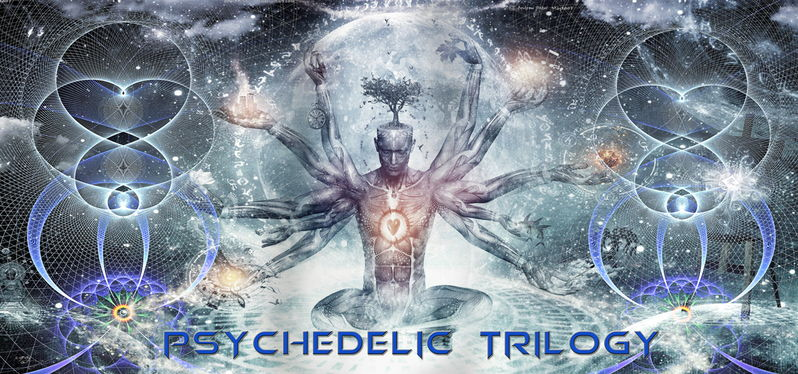 Psychedelic Trilogy Part.1 5 Oct '12, 21:30